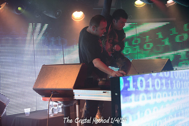 The Crystal Method 1/4/14