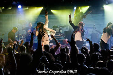 Thievery Corporation 8/13/11